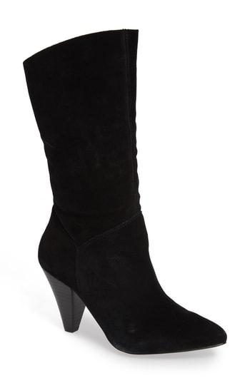 a350ce6cea6 Rein Boot in Black Suede