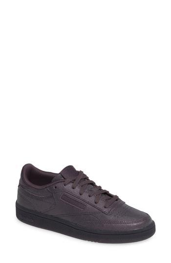 ba5cbb9ef47 Reebok Club C 85 Sneaker In Smoky Volcano  White
