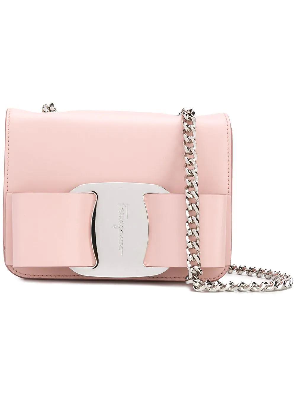 Crossbody Bag Vara Ferragamo Pink Salvatore exCoWdrB
