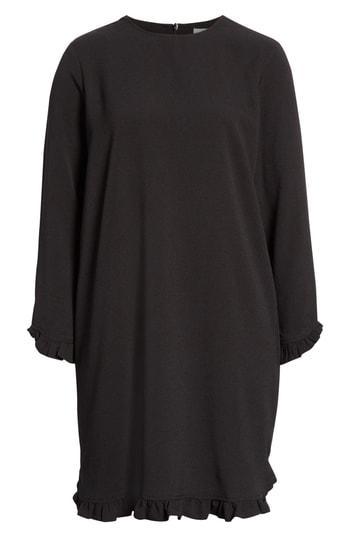 548d10b3 Ganni Clark Dress In Black   ModeSens