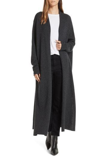 952b6d74f8b2 Brochu Walker Orial Wool Cashmere Duster In Charcoal