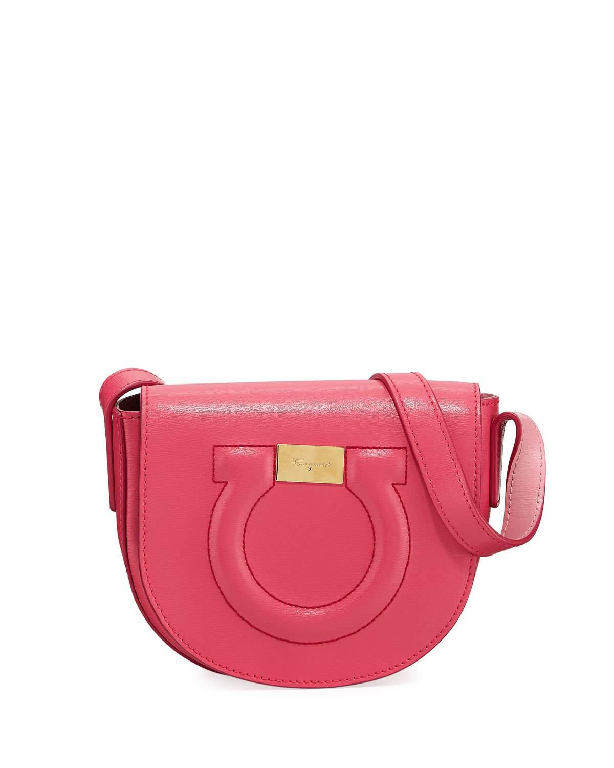Salvatore Ferragamo Gancio City Crossbody Bag bbf30af533560