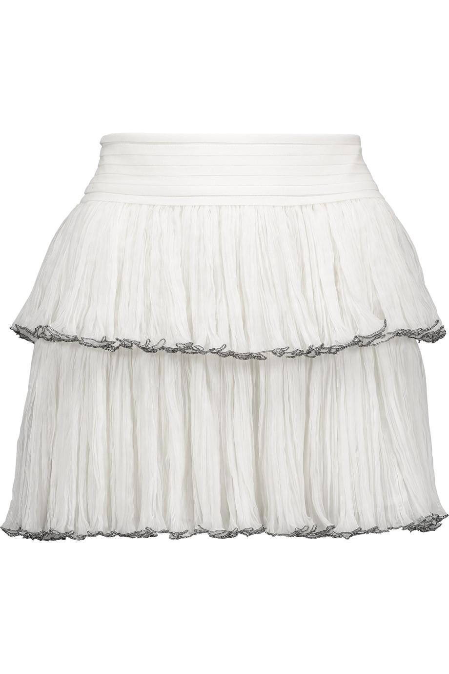 Bohemian Short Skirts