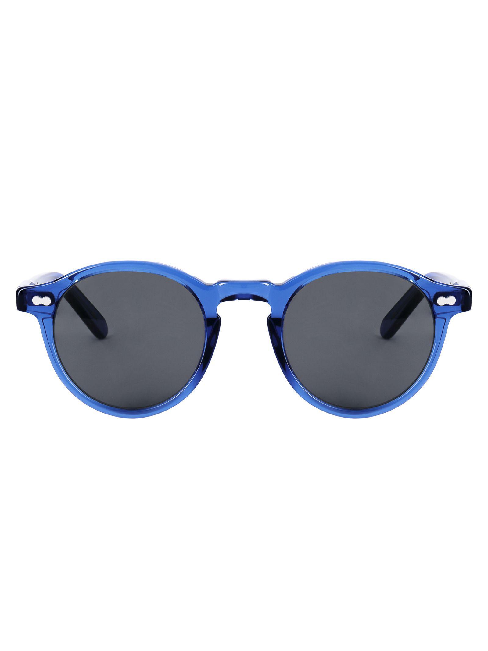 7508dbfe75b Moscot Miltzen Sunglasses In Sapphire | ModeSens