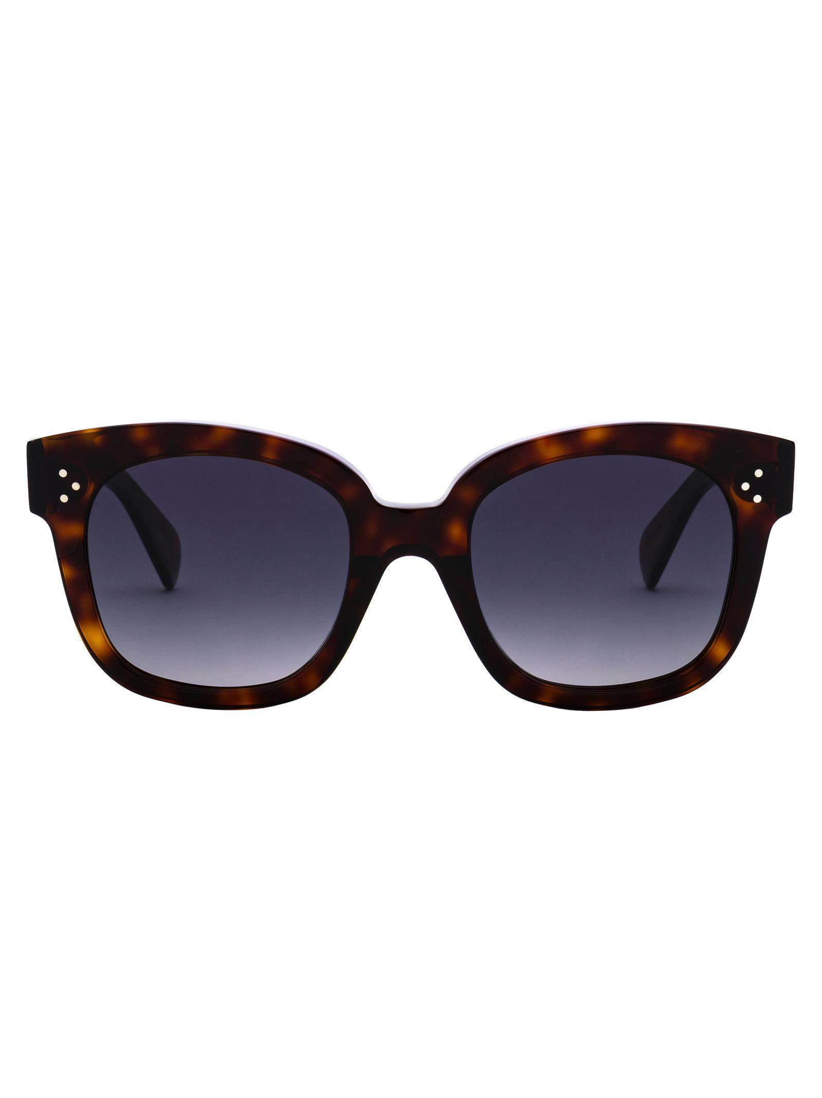 08a36791c0c4 BrownModesens Sunglasses Céline Eyewear Audrey Celine In New 5Ajqc34RL