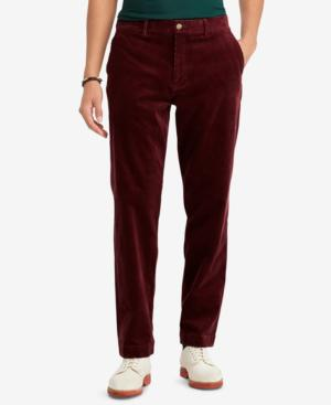 Stretch Corduroy In Fit Rich Classic Ruby Men's Pants sdCoQthxBr