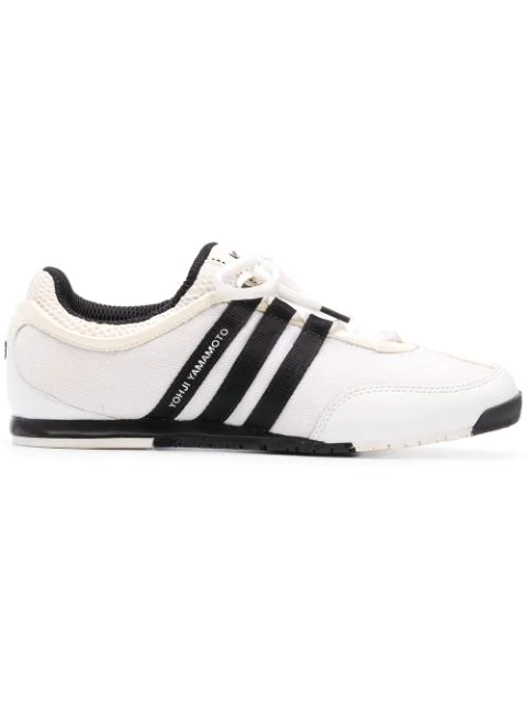 Y-3 Low-Top Sneakers - White