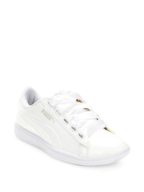 Puma Low-top Sneakers In White