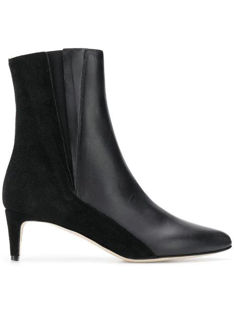 Atp Atelier 'Nila' Stiefel - Schwarz In Black