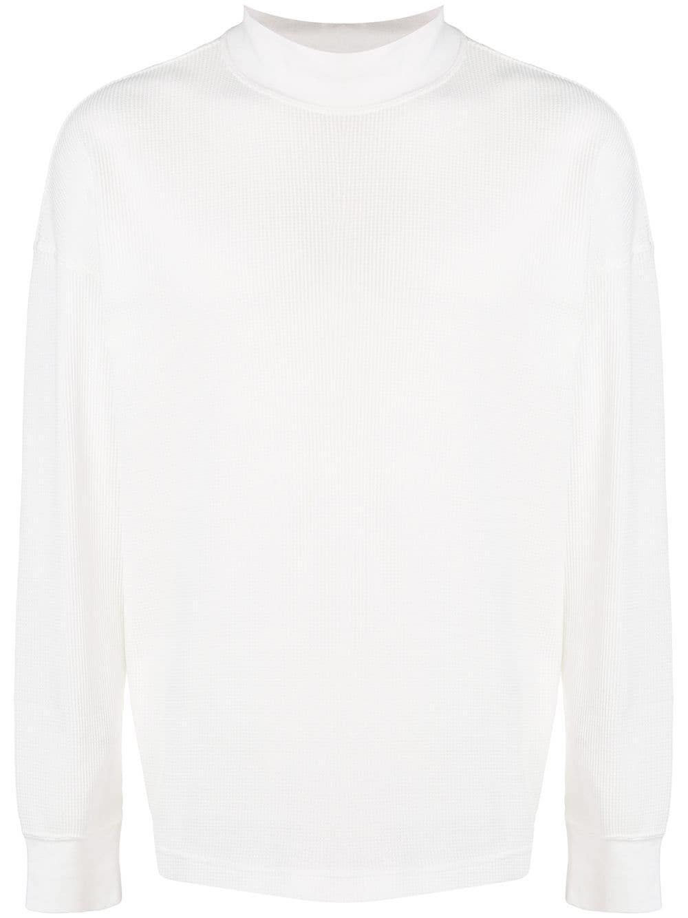 N.hoolywood Oversized High In White