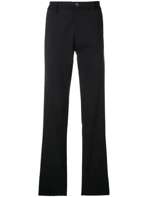 Ziggy Chen Classic Formal Trousers - Black