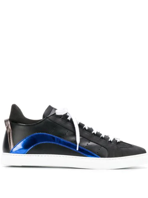 Dsquared2 551 Sneakers In Black