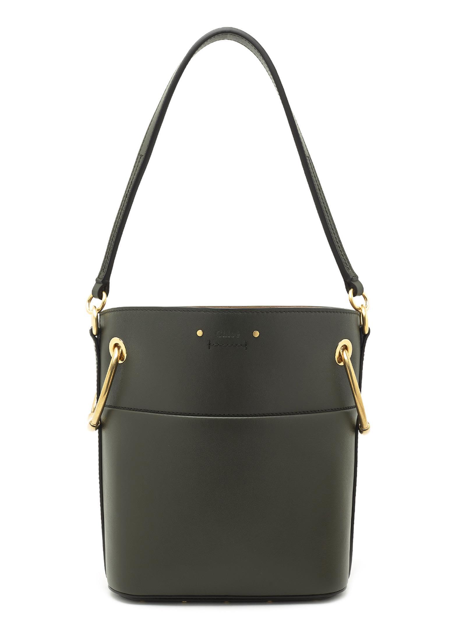 ChloÉ 'roy' Bag In Green