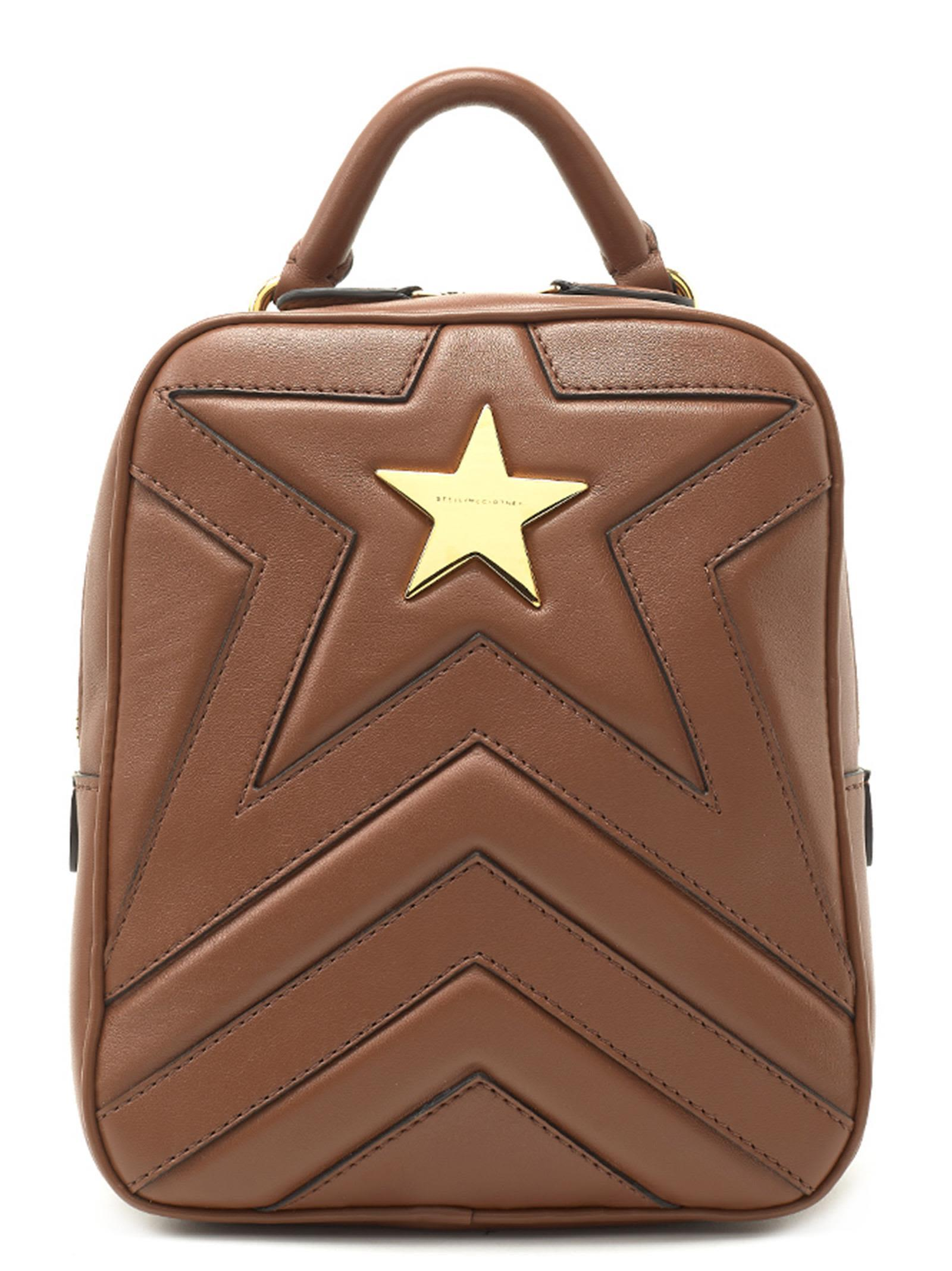 Stella Mccartney 'stella Star' Bag In Brown