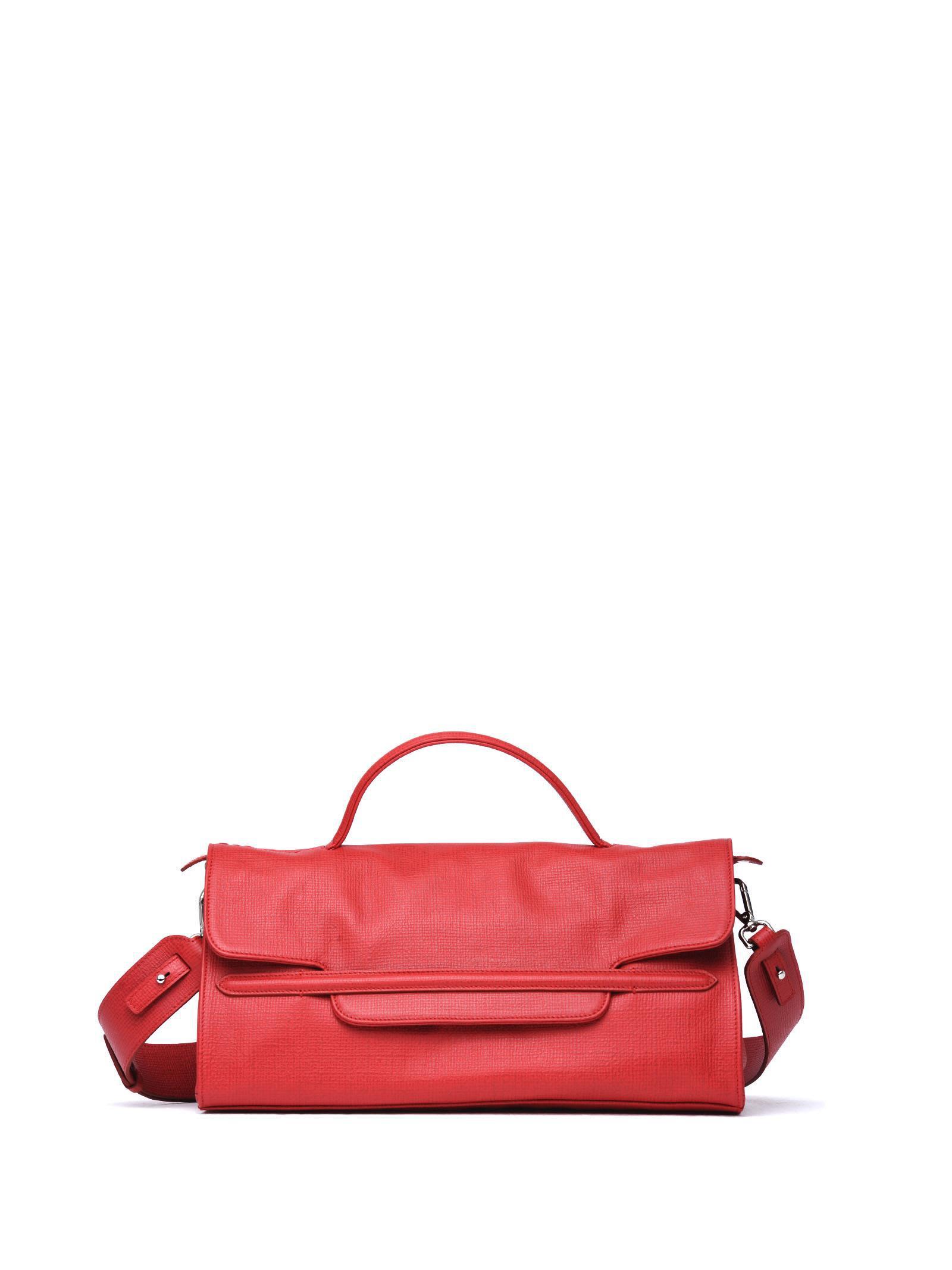 Zanellato Nina-bag M Curturo Passion In Rosso
