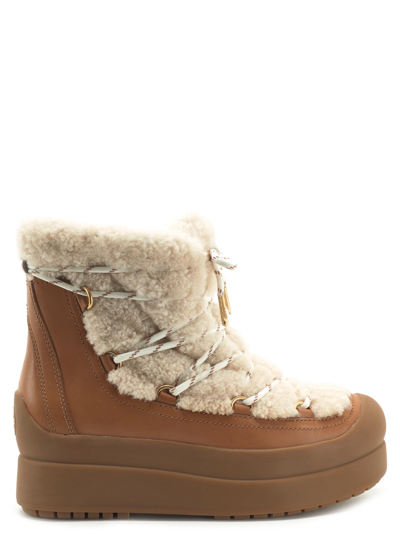 Tory Burch Shoes In Beige