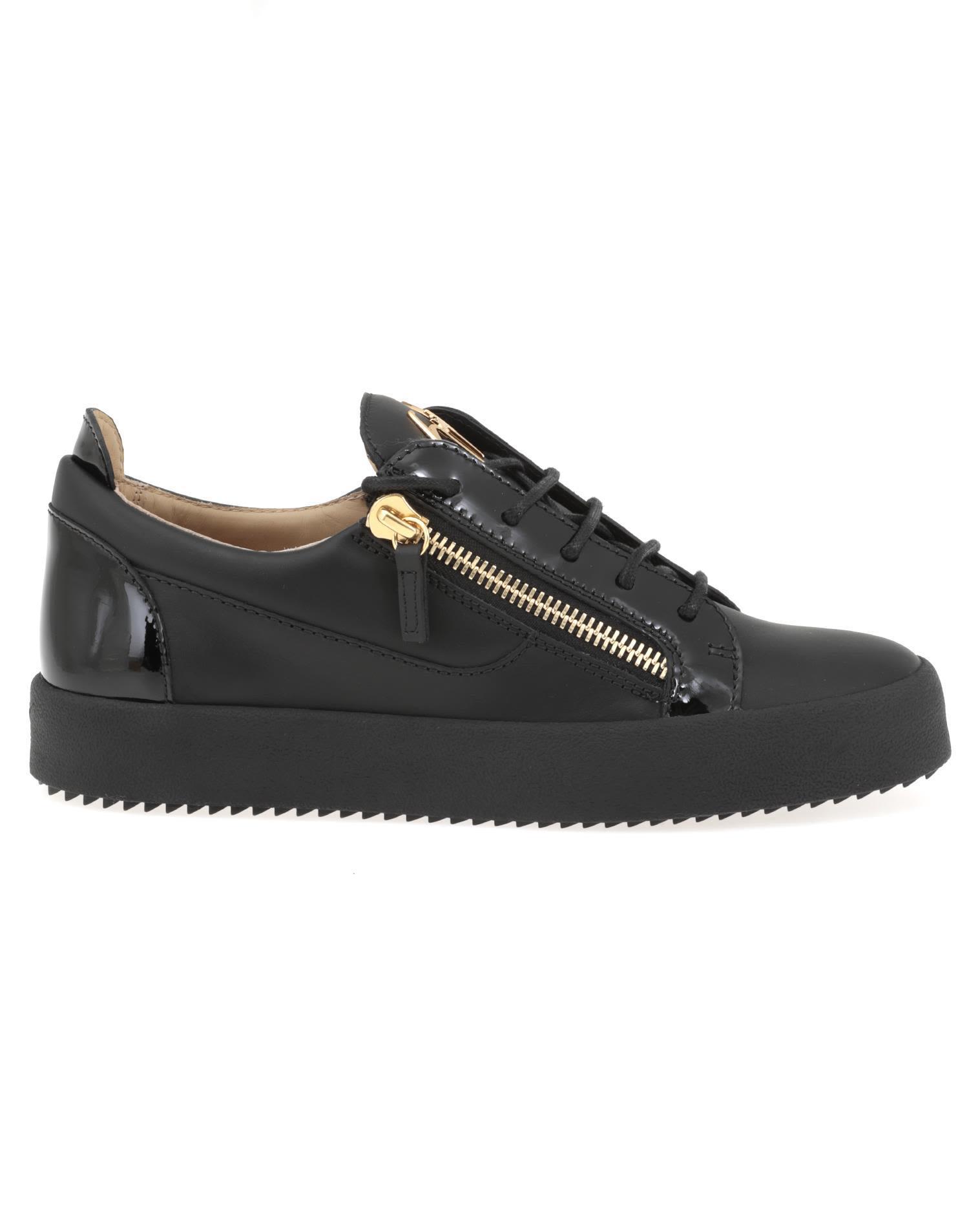 Giuseppe Zanotti Frankie Sneaker In Black