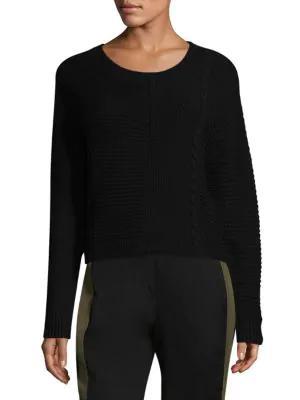 Public School Walter Knit Sweater In Black