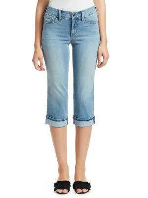 Nydj Sher Slim Ankle Jeans In Pampelonne