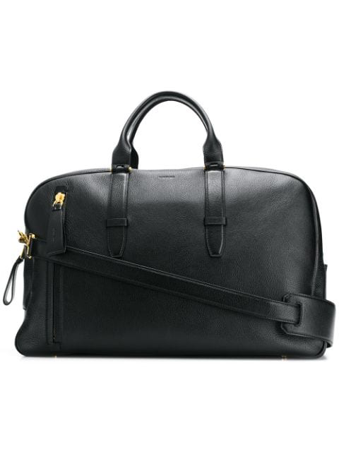 Tom Ford Classic Travel Bag In Blk Black