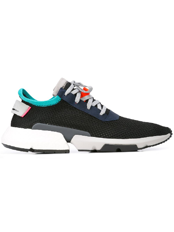 Adidas Originals Adidas Pod-s3.1 Low-top Sneakers - Black