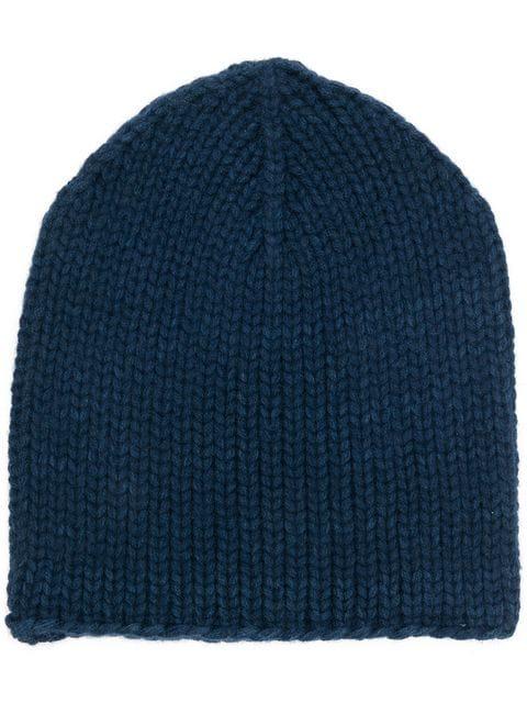 Warm-me Beanie Hat In Blue