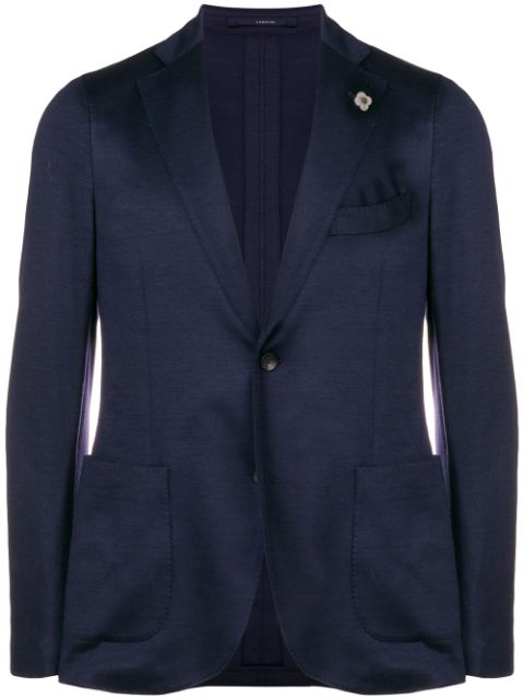 Lardini Smart Blazer - Blue