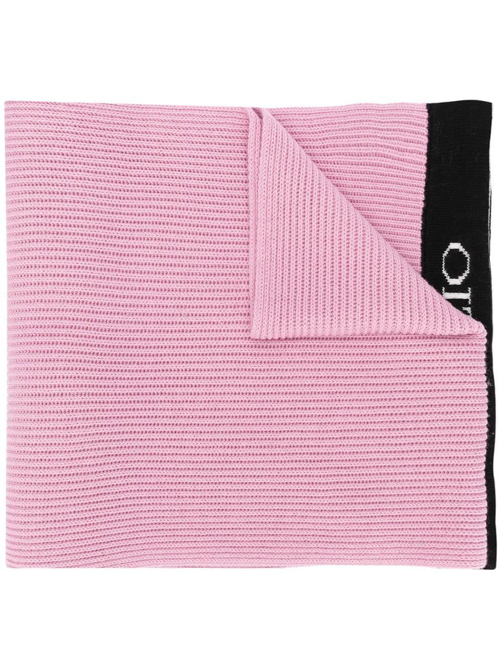 Emilio Pucci Branded Classic Scarf - Pink
