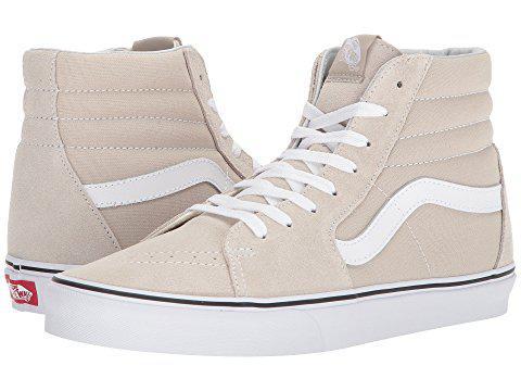 Vans Sk8-hi™, Silver Lining/true White