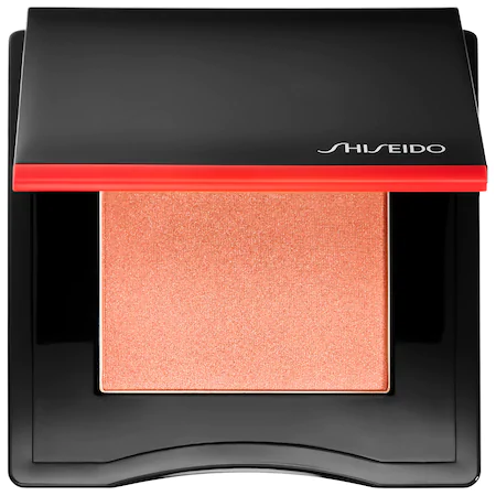 Shiseido Inner Glow Cheek Powder Blush & Highlighter Solar Haze 0.14 oz/ 4 G