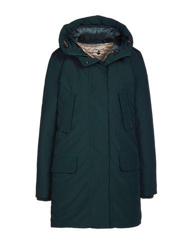 Save The Duck Full-length Jacket In Dark Green