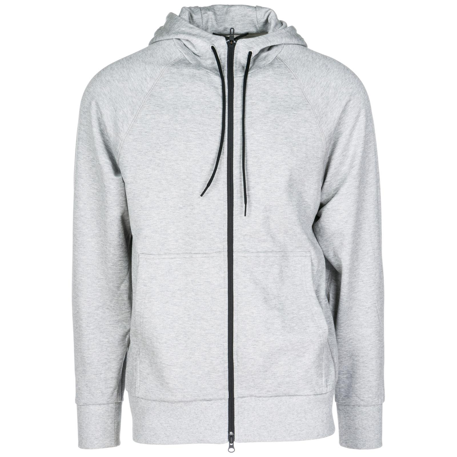 Y-3 Men's Hoodie Sweatshirt Sweat In Grey