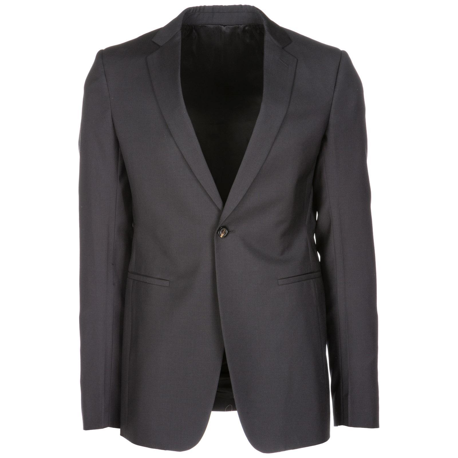 Rick Owens Men's Jacket Blazer In Black