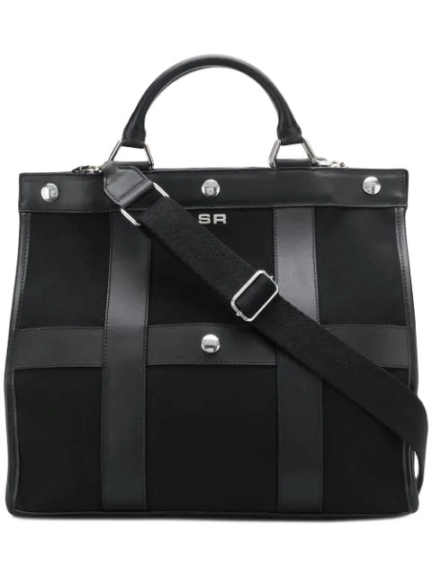 Sonia Rykiel Large Tote In Black