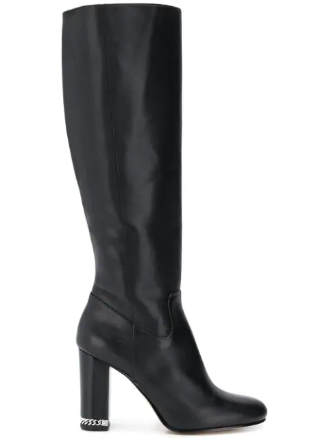 Michael Michael Kors Knee-length Boots In Black
