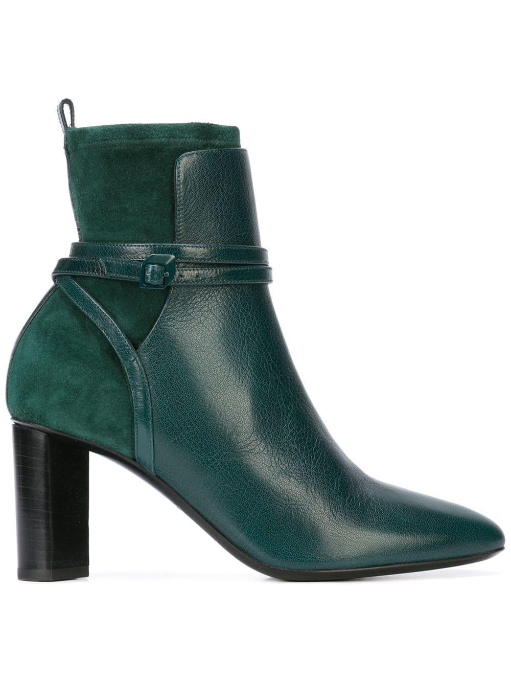 Pierre Hardy Gena Boots - Green