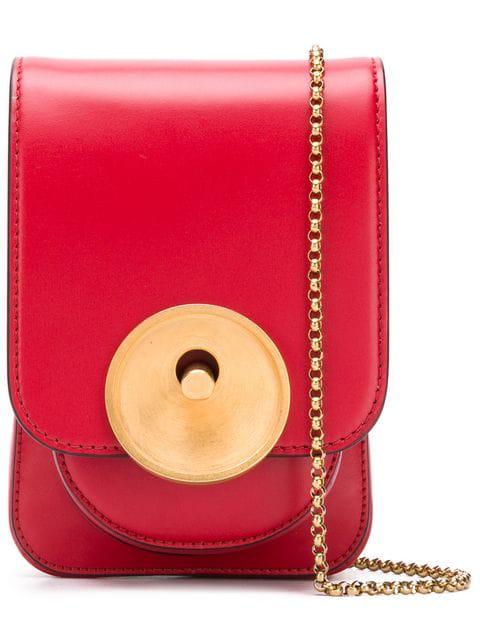 Marni Monile Small Bag - Red