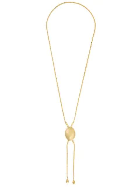 Muller Of Yoshiokubo Georgia Necklace In Gold