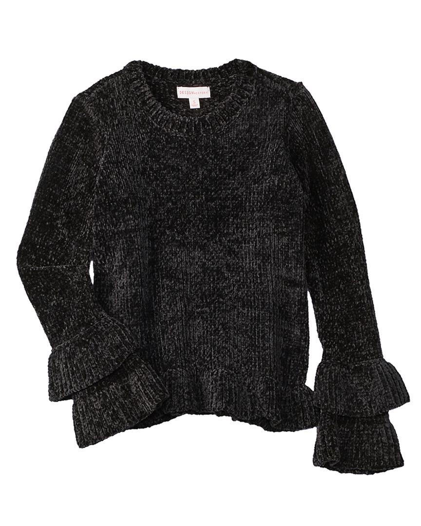 Design History Sweater In Black | ModeSens