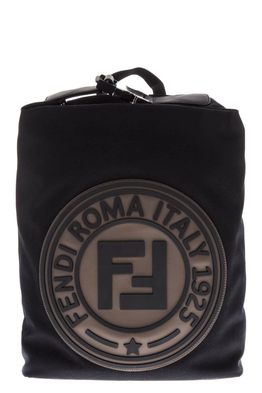 0dbaa5181696 Fendi Roma Italy 1925 In Black