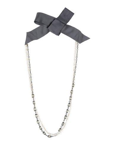P.a.r.o.s.h. Necklace In Transparent