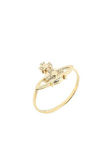 Vivienne Westwood Ring In Gold