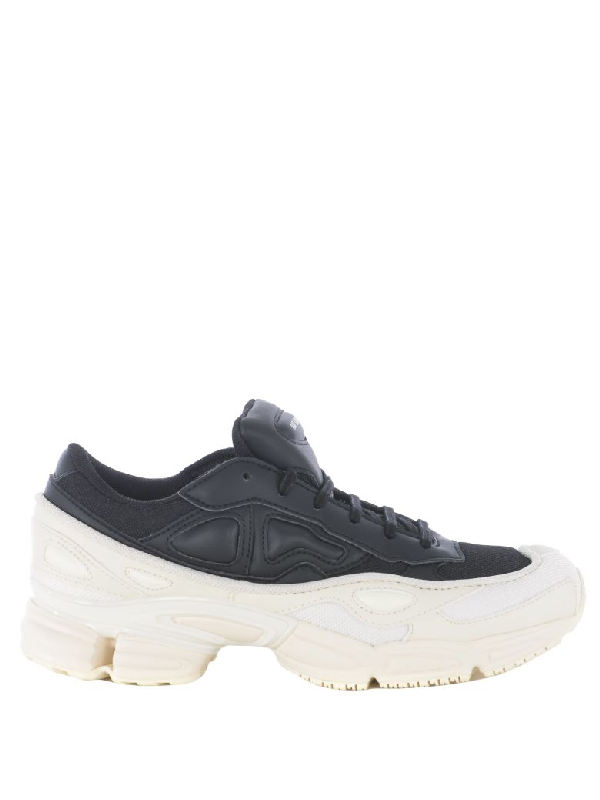 Raf Simons Sneakers In Nero/ecrÙ