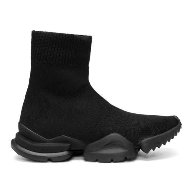 Reebok Classics Black Sock Run R Sneakers
