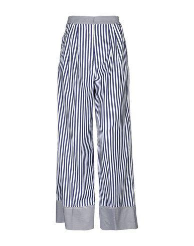 Rossella Jardini Casual Pants In Dark Blue
