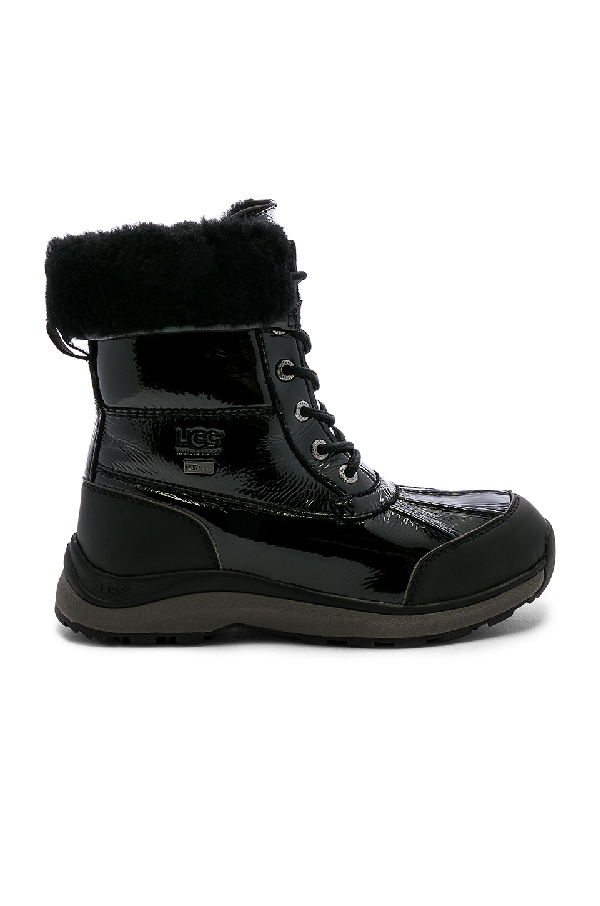 e097bd209cb Adirondack Iii Patent Boot in Black