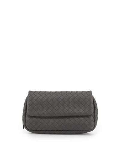 Bottega Veneta Intrecciato Small Chain Crossbody Bag 6f4eff7203c93