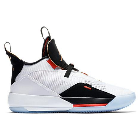 01cf42e3900 Nike Men's Air Jordan Xxxiii Basketball Shoes, White | ModeSens