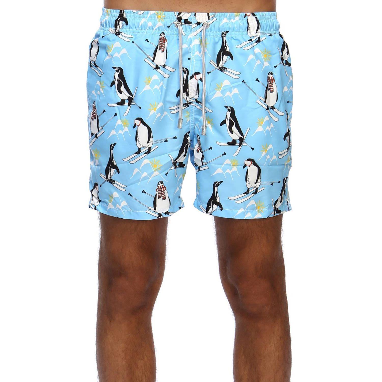a605a5efcf Mc2 Saint Barth Swimsuit Swimsuit Men In Sky Blue | ModeSens