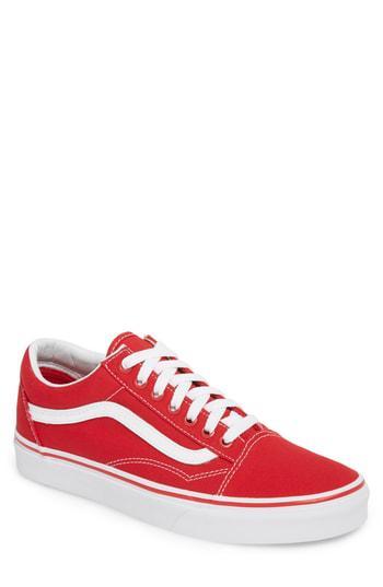 8c565a29e4 Vans Old Skool Sneaker In Formula One Canvas